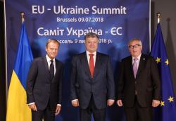 Украина и ЕС договорились продолжить и ускорить реформу в сфере борьбы с коррупцией