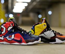 Как выбрать баскетбольные кроссовки и шорты Найк