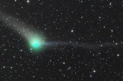 """Сегодня к Земле максимально приблизится комета """"Невероятный Халк"""""""