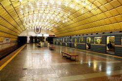 Известное британское бюро Захи Хадид спроектирует метро в Днепре