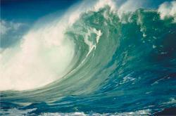 Незамеченное цунами на Аляске
