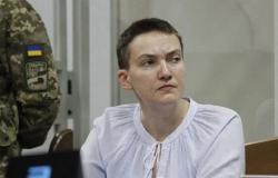 Надежда Савченко останется под стражей до 30 октября