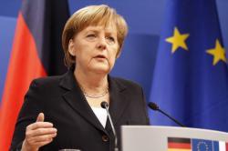 Федеральный канцлер Германии Ангела Меркель посетит Украину