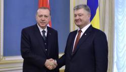 Президент Украины посетит Турцию с официальным визитом