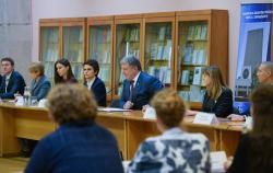 Президент Украины учредил Фонд по поддержке образовательных и научных программ для молодежи
