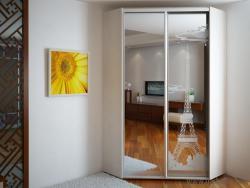 Разновидности конструкций шкафов-купе. Как сделать правильный выбор?