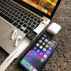 Комплект пользователя: купить айфон и эпл вотч