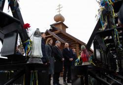 Руководство государства почтило память погибших участников Революции достоинства