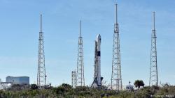 SpaceX вывела на орбиту военный спутник США