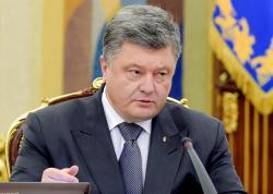 П.Порошенко призвал всех кандидатов в президенты продемонстрировать высокое качество избирательного процесса