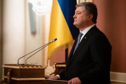 Президент: Украина уверенно идет к членству в ЕС и НАТО