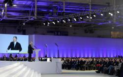 Петр Порошенко очертил главные направления экономической стратегии развития Украины на ближайший период