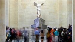 Лувр поставил мировой рекорд посещаемости