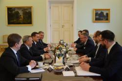 Состоялось заседание Консультационного комитета Президентов Украины и Республики Польша
