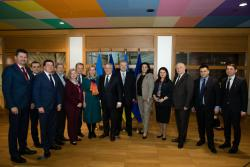Президент принял участие в мини-саммите Украина-ЕС