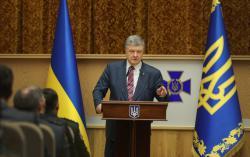 Президент акцентировал внимание СБУ на обеспечении избирательного процесса
