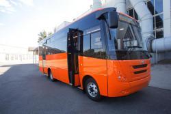 ЗАЗ запустил производство нового автобуса