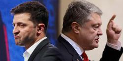 В Украине объявлены официальные итоги первого тура выборов президента
