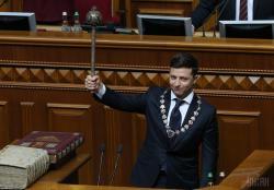 Сегодня в Киеве состоится  церемония инаугурации президента Украины Владимира Зеленского