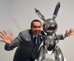 На аукционе Christie's продан самый дорогой кролик