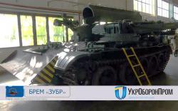В Украине презентовали новую бронемашину для ВСУ
