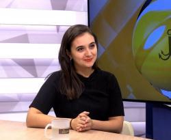 Юлия Мендель стала пресс-секретарем Владимира Зеленского