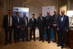 Президент Украины провел встречу с представителями крупного и среднего бизнеса Германии