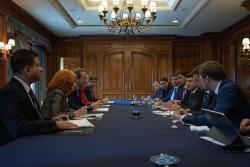 Украина готова присоединиться к новой программе сотрудничества с МВФ после формирования правительства