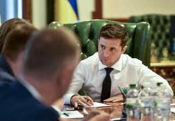 Президент обсудил ситуацию на энергетическом рынке Украины с профильными ведомствами