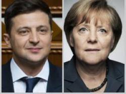 Президент провел телефонный разговор с Федеральным канцлером Германии