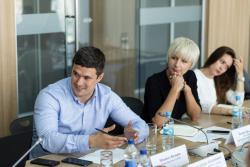 Советник Президента провел встречу с представителями Американской торговой палаты в Украине