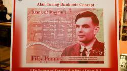 Банк Англии выпустит банкноту с портретом Алана Тьюринга