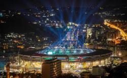 Состоялась церемония открытия летней Универсиады-2019