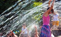 Жаркий июнь: в Киеве зарегистрировали новый температурный рекорд