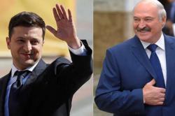 Владимир Зеленский и Александр Лукашенко обсудили вопросы подготовки ко Второму форуму регионов Украины и Беларуси