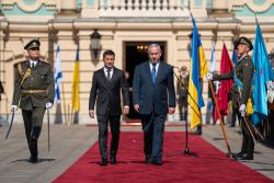 В Киеве началась встреча Президента Украины и Премьер-министра Государства Израиль