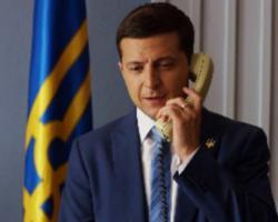 Президент Украины провел телефонный разговор с Премьер-министром Великобритании