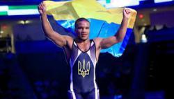 Украинец Жан Беленюк стал чемпионом мира по борьбе