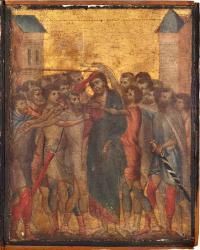 Во Франции нашли картину  эпохи раннего  Возрождения