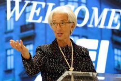Кристин Лагард назначена главой Европейского центрального банка