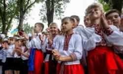 Русский язык в школах Украины: опубликована карта по регионам