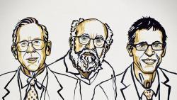 Названы имена лауреатов Нобелевской премии по физике