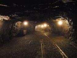 На территории шахты в Донецкой области произошел пожар