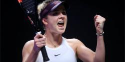 Свитолина досрочно вышла в полуфинал Итогового турнира WTA