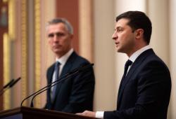 Украина и НАТО продолжат совместное укрепление безопасности и стабильности в Черноморском регионе