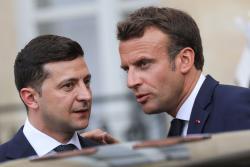 """В Париже назвали дату нового саммита в """"нормандском формате"""""""