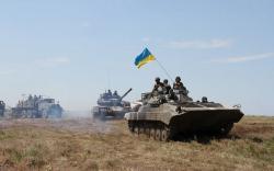 Штаб ООС назвал новую дату разведения сил в Петровском