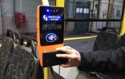 В Киеве продолжают переход на новую систему оплаты проезда в транспорте