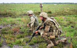 Минобороны подсчитало количество погибших военных в АТО за 3 года