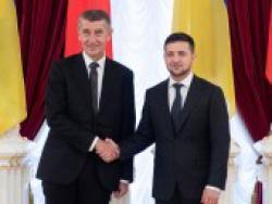 Владимир Зеленский сообщил о договоренности с Чехией о расширении военно-технического сотрудничества